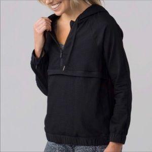 Lululemon   Pack Light Half Zip Pullover